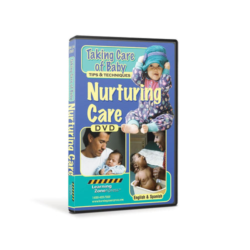 Nurturing Baby Care DVD