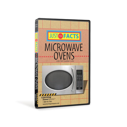 Just the Facts Microwave Ovens DVD