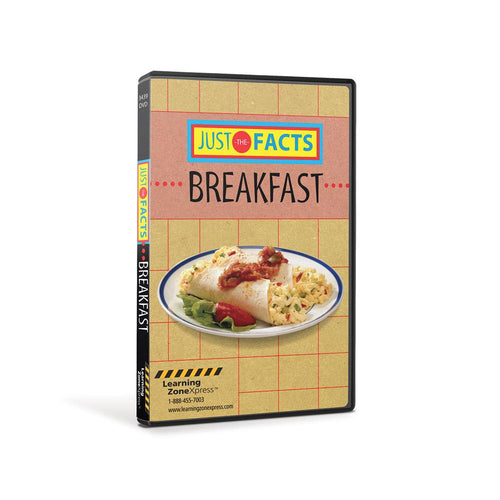 Just the Facts: Breakfast DVD
