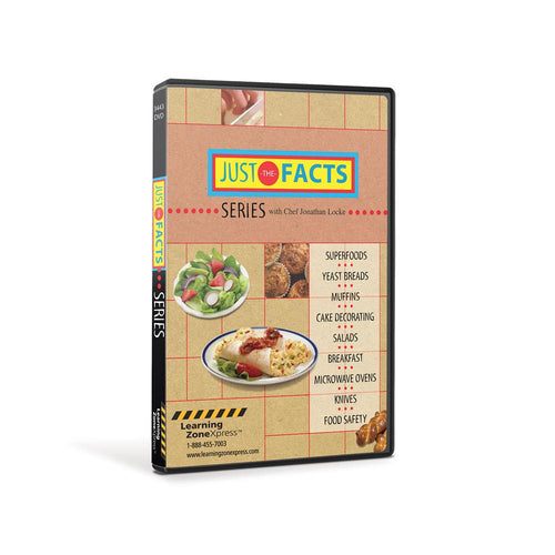 Just the Facts DVD Set