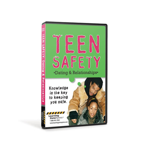 Teen Safety: Dating and Relationships DVD