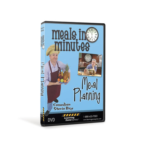Meals in Minutes Meal Planning DVD