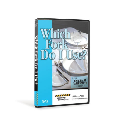 Which Fork Do I Use? DVD