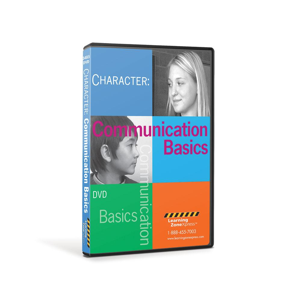 Character: Communication Basics DVD