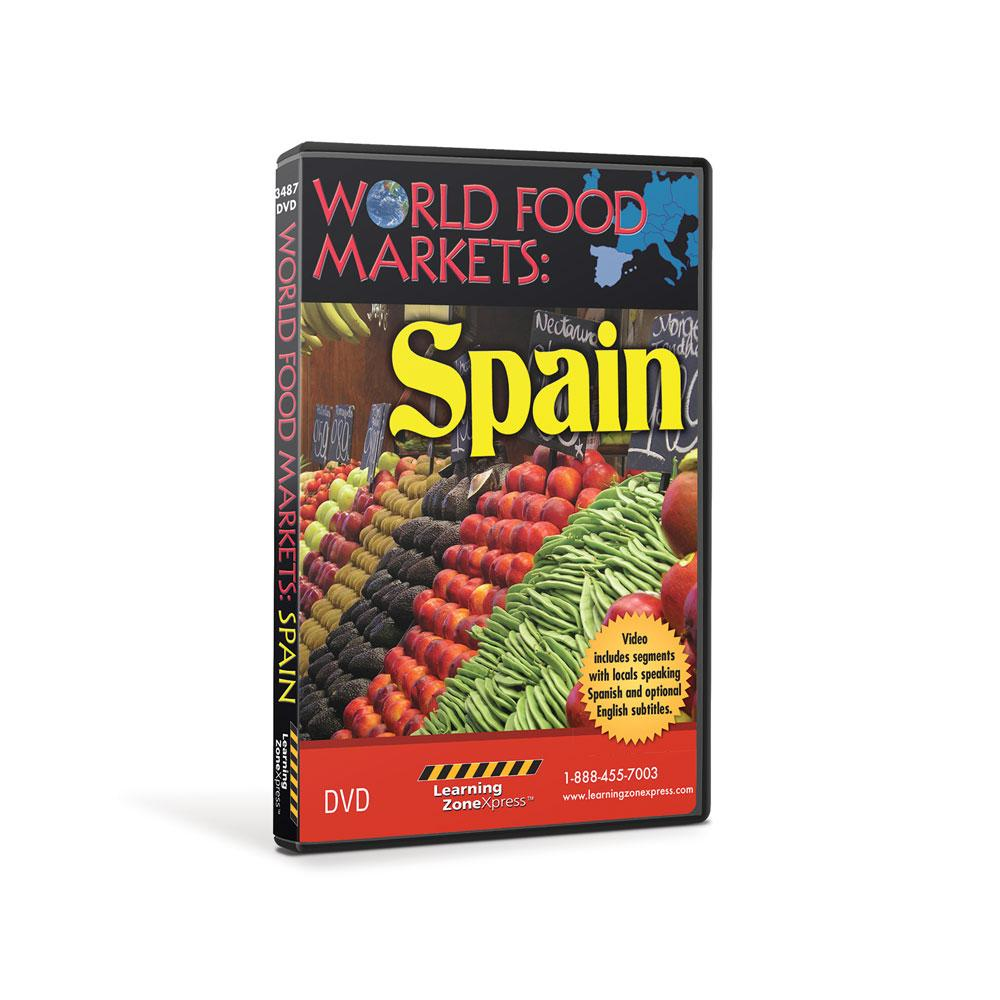 World Food Markets: Spain DVD