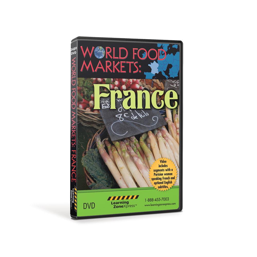 World Food Markets: France DVD