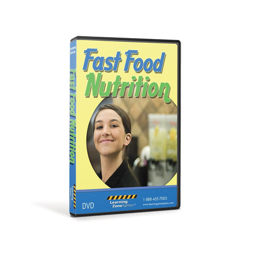 Fast Food Nutrition | Fast Food Videos | Fast Food Choices