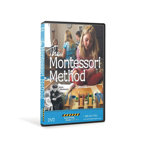 The Montessori Method DVD