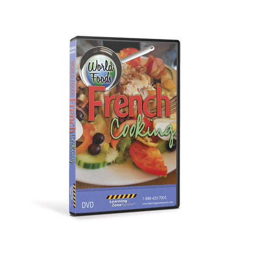 World Foods: French Cooking DVD