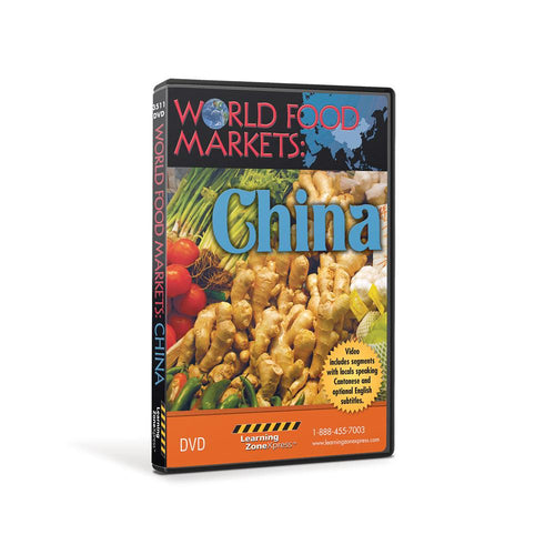 World Foods Market | China DVD