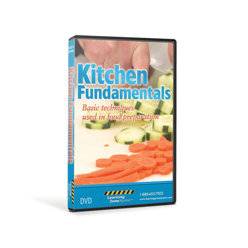 Kitchen Fundamentals DVD