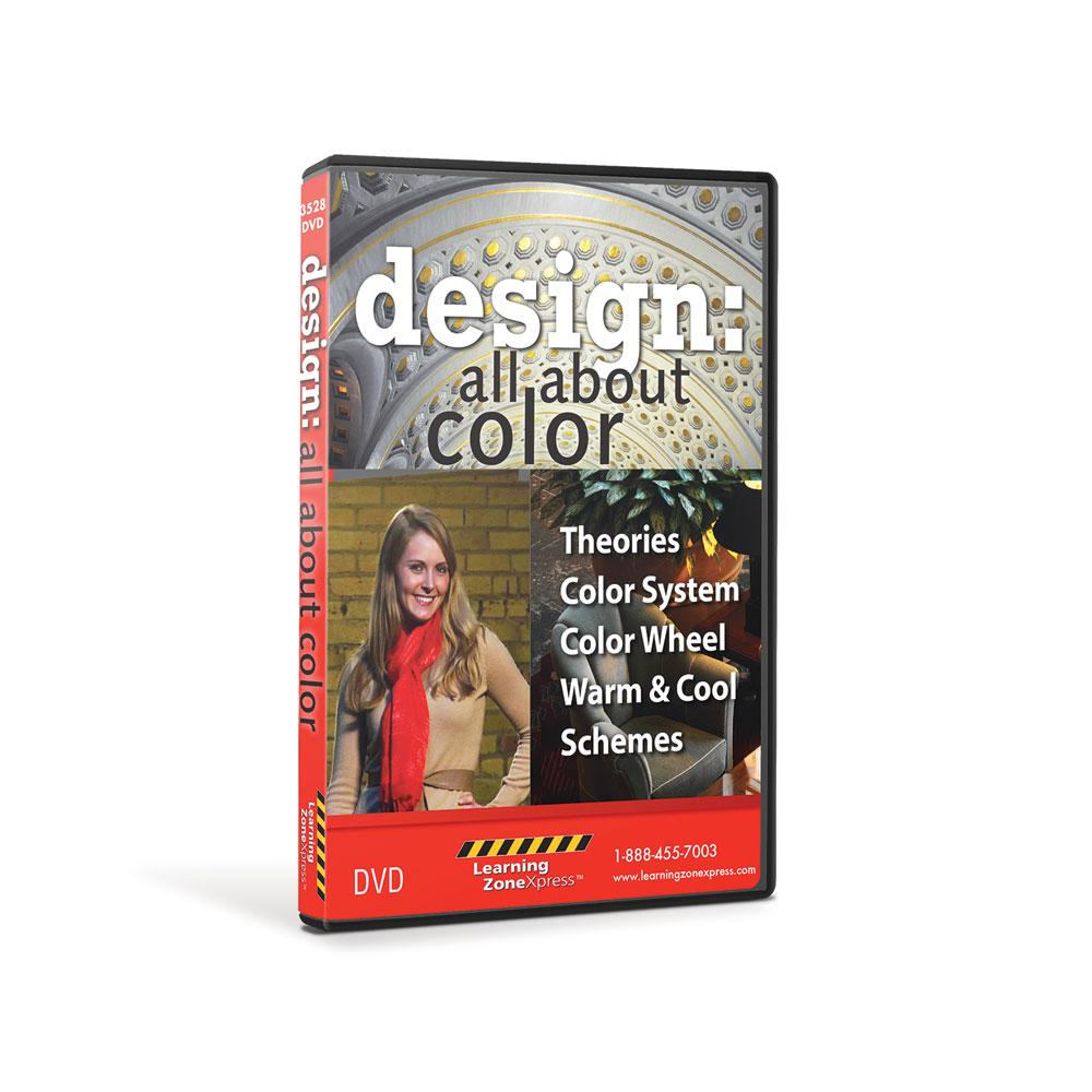 Design: All About Color DVD
