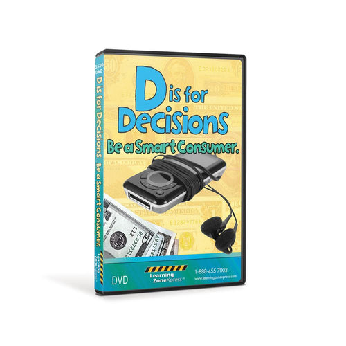 D is for Decisions DVD
