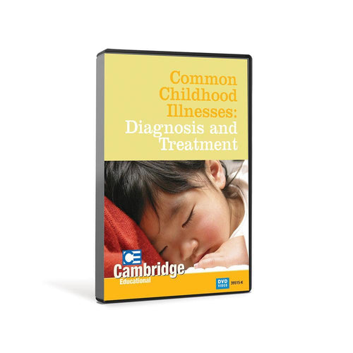 Common Childhood Illnesses DVD