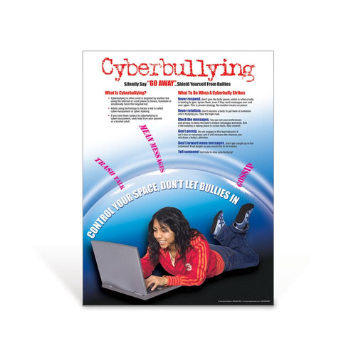 Cyberbullying Poster