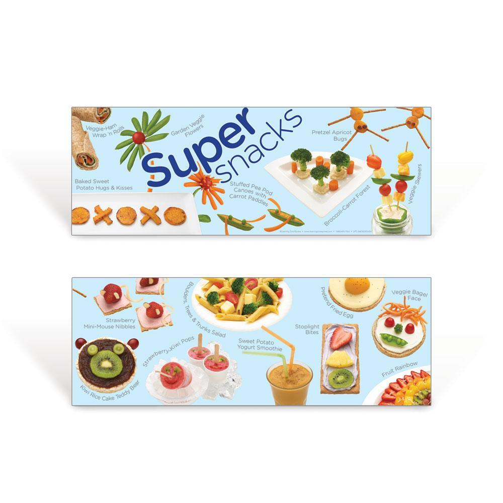 Super Snacks Posters