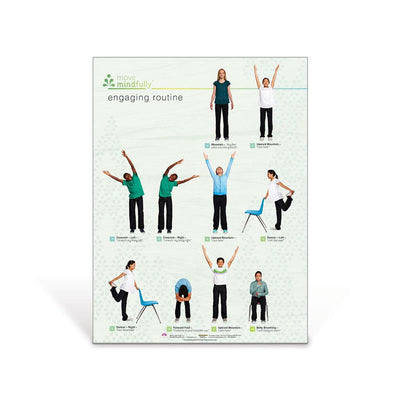 Move Mindfully™ Engaging Poster