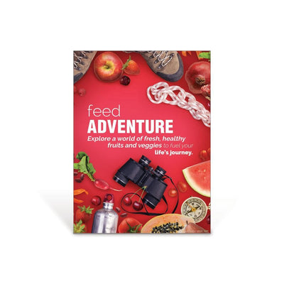 Feed Adventure Poster