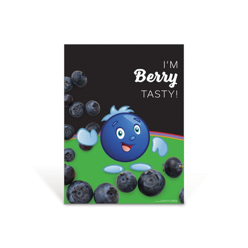 Blueberry Garden Hero Poster