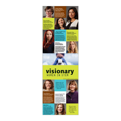 Visionary Women in STEM Poster Set