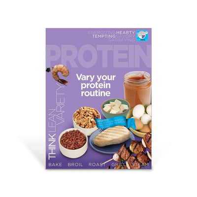 Protein MyPlate Food Group Poster