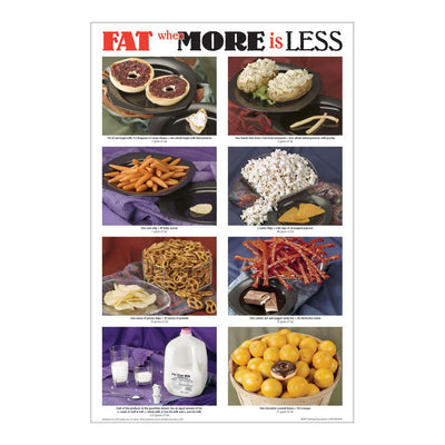 "Fat: When More is Less Poster 23"" x 35"""