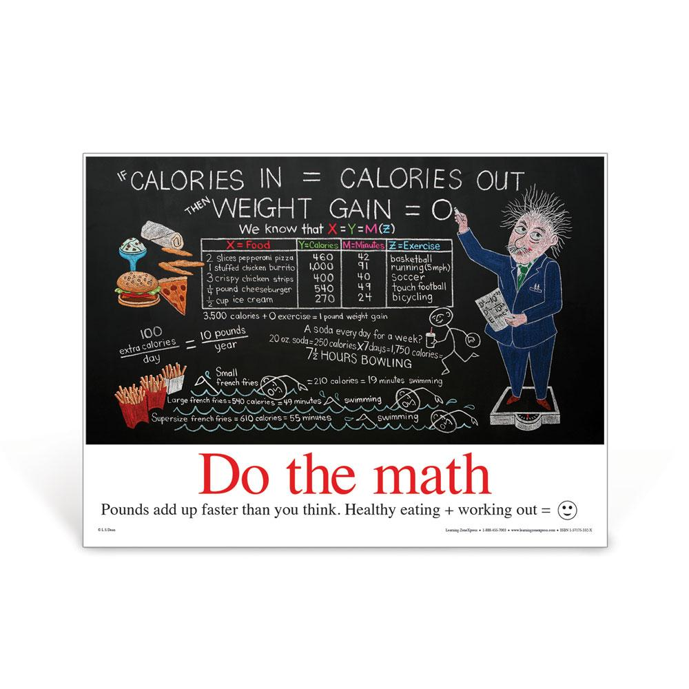 Do the Math Poster