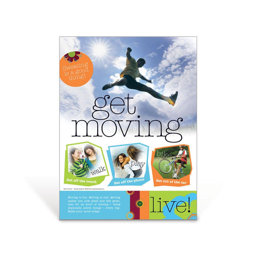 Get Moving Poster