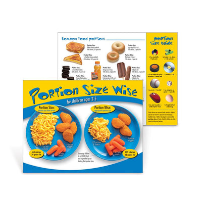 Portions Size Wise Handouts Ages 2-5
