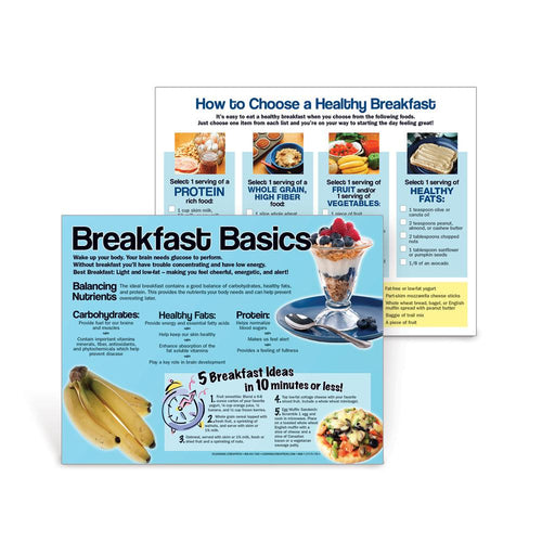 Breakfast Basics Handouts