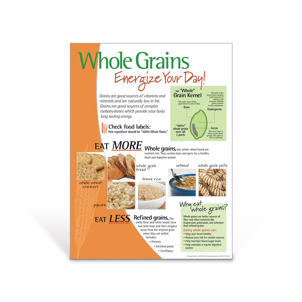 Whole Grains Poster