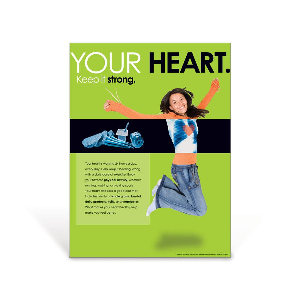 X-Ray: Your Heart Poster