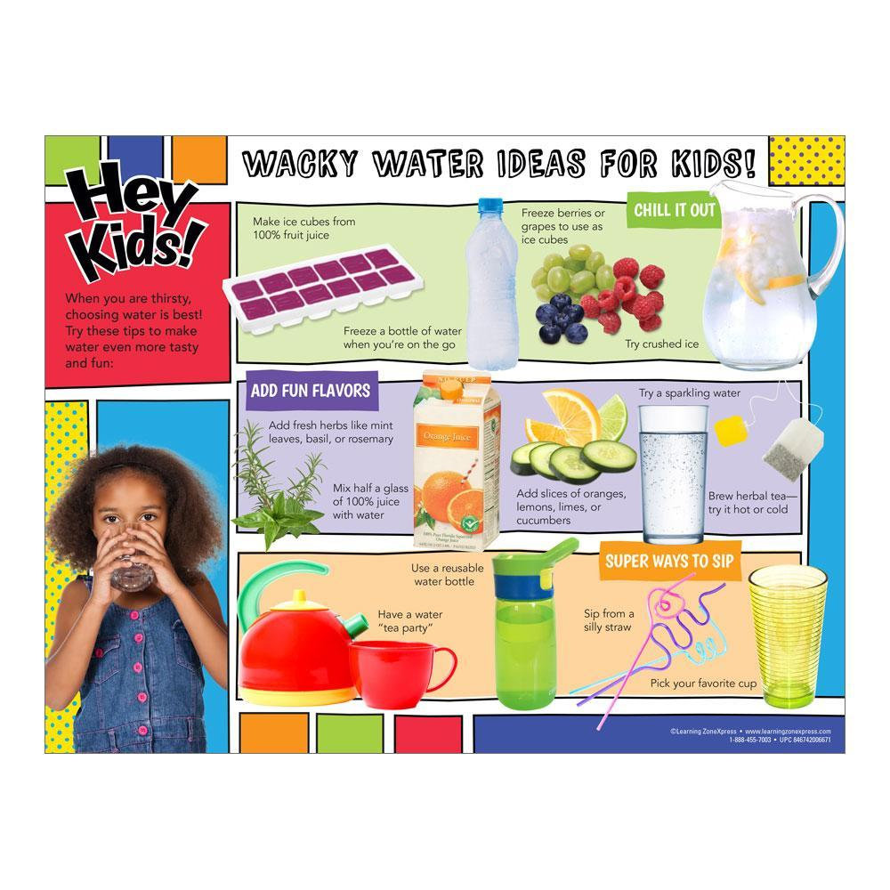 Water Ideas for Kids