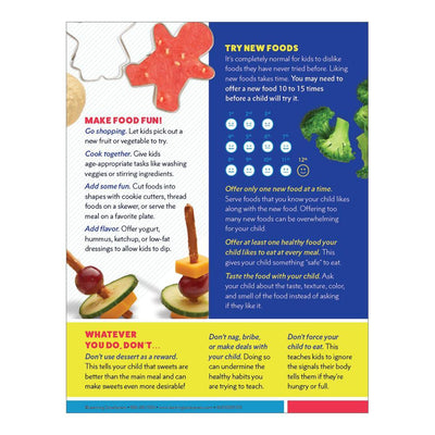 Picky Eating Solutions Handouts