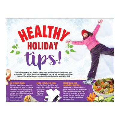 Healthy Holiday Tips Handouts