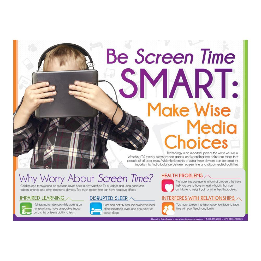 Be Screen Time Smart Handouts
