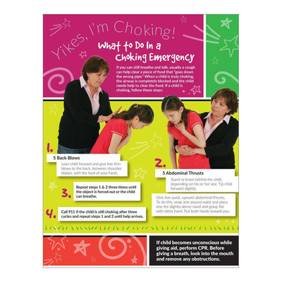 Choking Prevention Handouts
