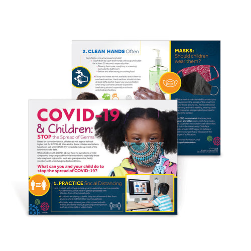 COVID-19 and Children Handouts