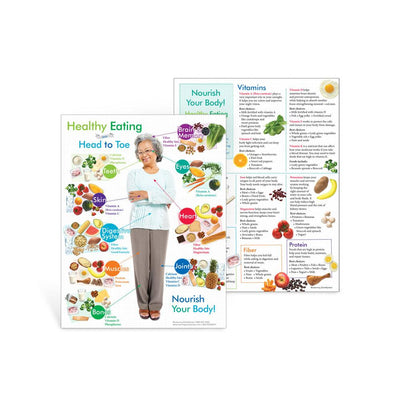healthy eating for seniors handout