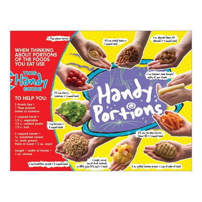 Handy Portions Handouts