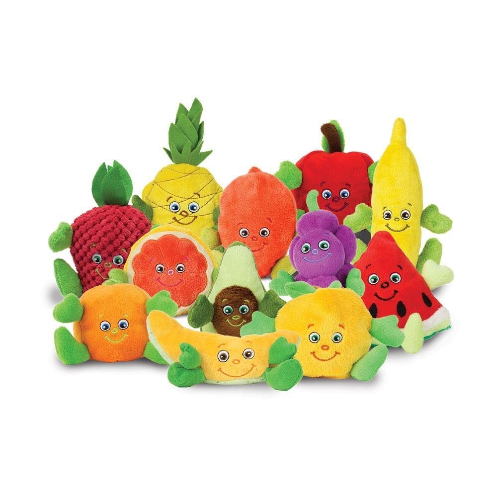 Fruit Garden Heroes® Stuffed Characters (Set of 12)