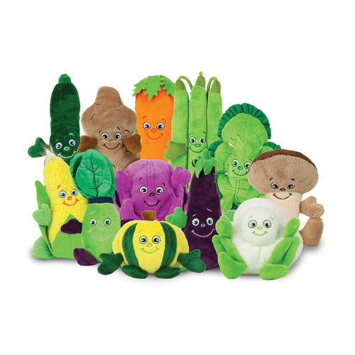 Veggie Garden Heroes® Plush Characters (Set of 12)
