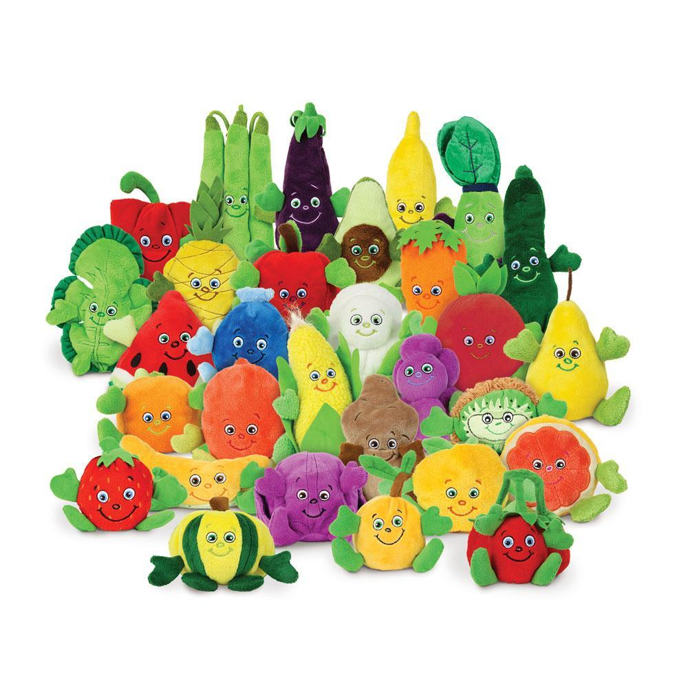 Garden Heroes® Plush Characters (Set of 35)