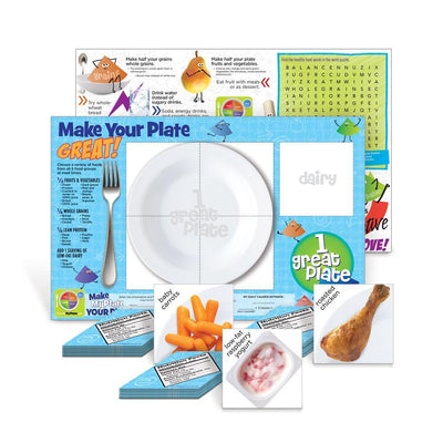 Kids 1 Great Plate® Game
