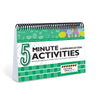5 Minute Communication Activities