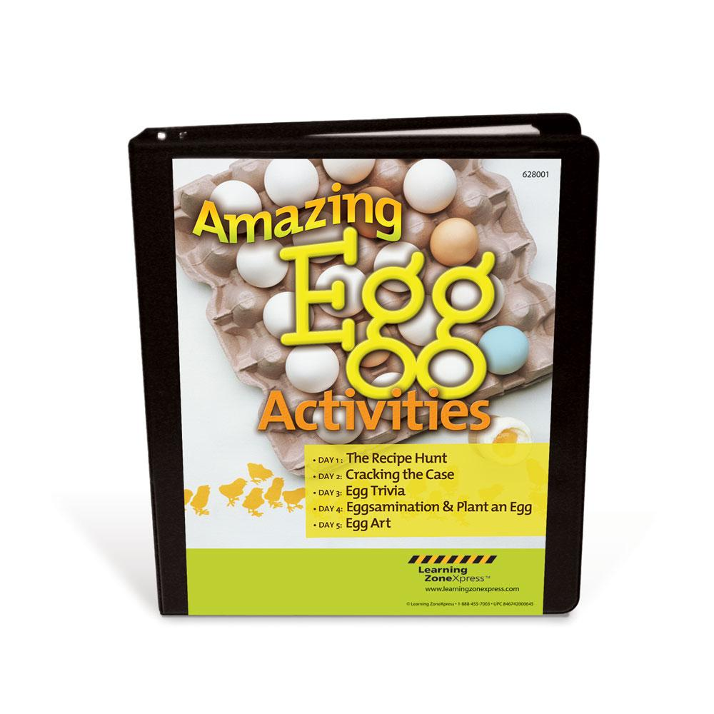 Amazing Eggs Activity Lessons