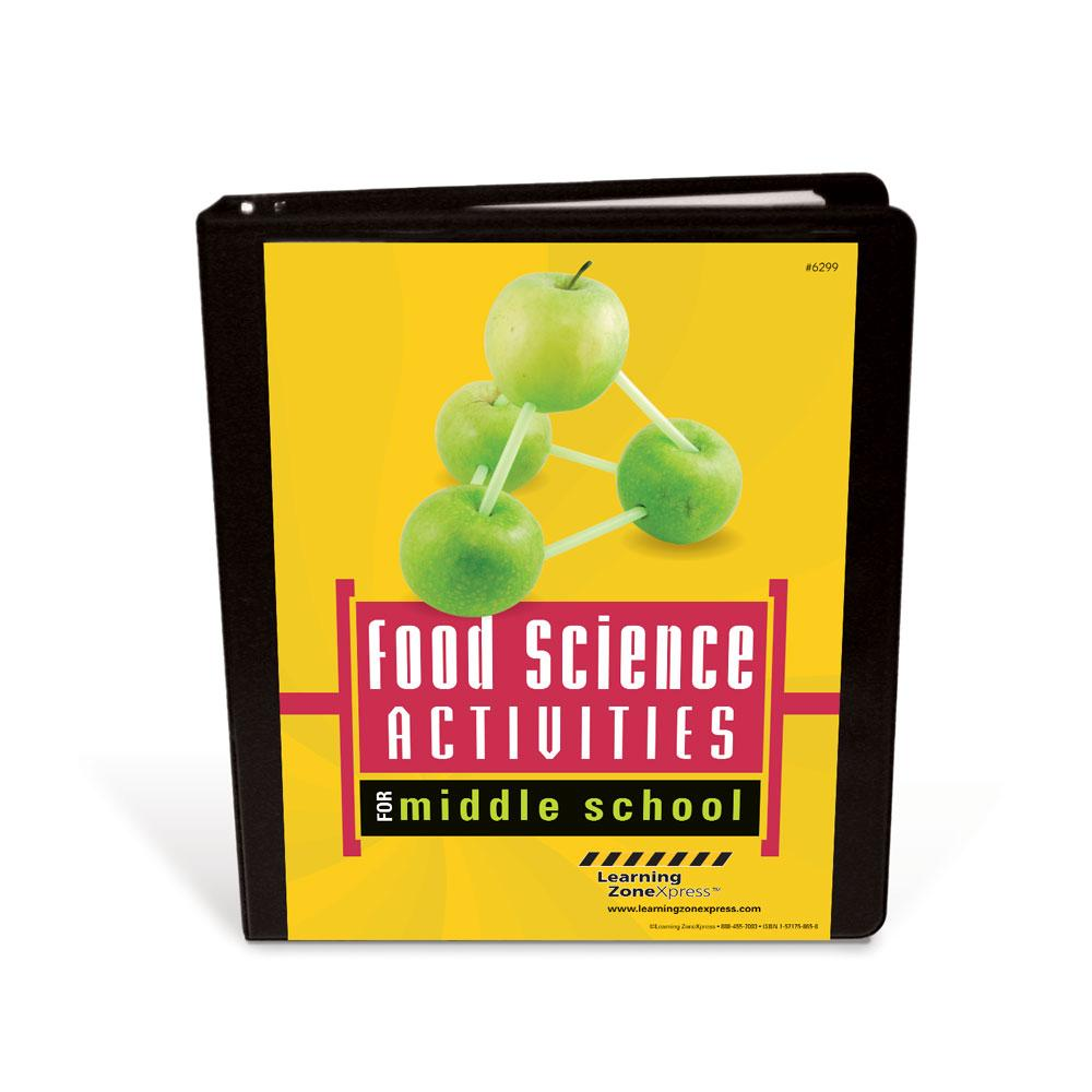 Food Science Activities For Middle School