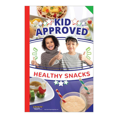 Healthy Snacks Cookbook for Kids