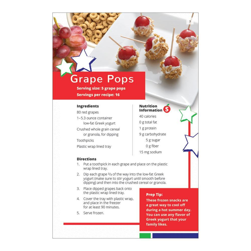 Grape Pops recipe