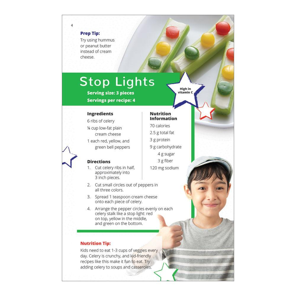 Stop Lights Recipe | Celery Cream Cheese Peppers